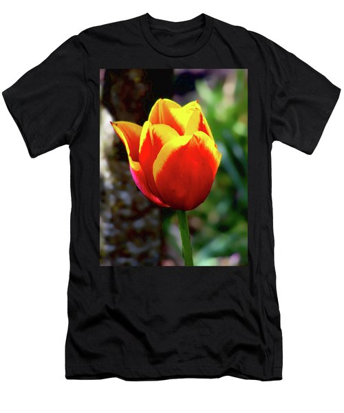 Tulip Men's T-Shirt (Athletic Fit)