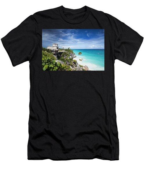 Tulum Men's T-Shirt (Athletic Fit)