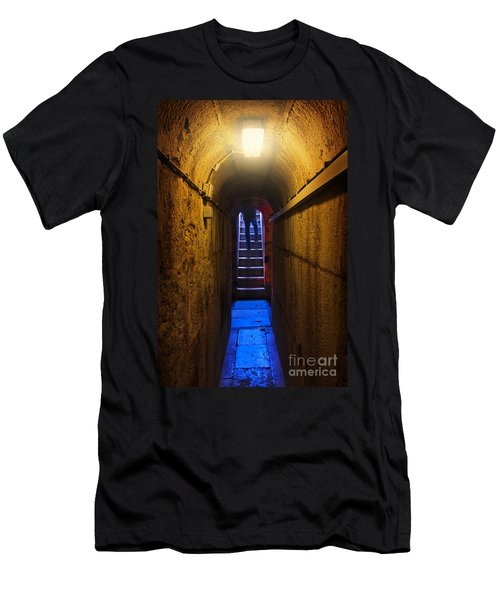 Tunnel Exit Men's T-Shirt (Athletic Fit)