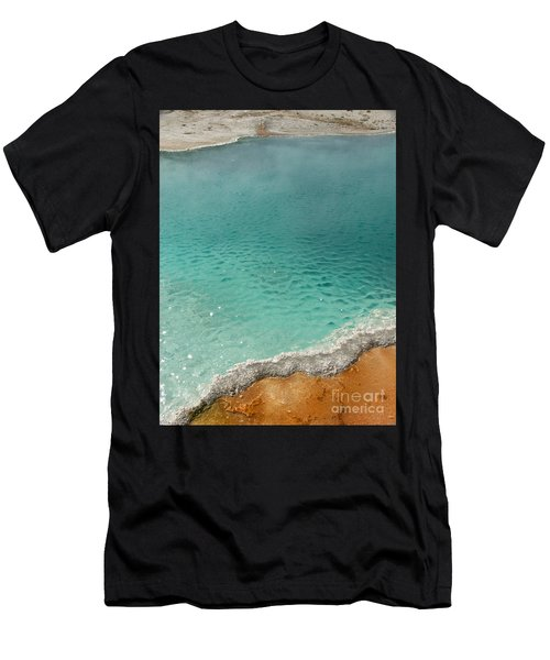 Turquoise Jewels Men's T-Shirt (Athletic Fit)