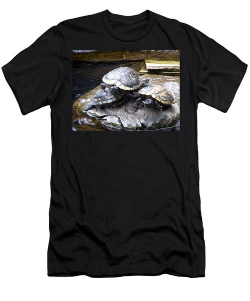 Turtle Rant Men's T-Shirt (Athletic Fit)
