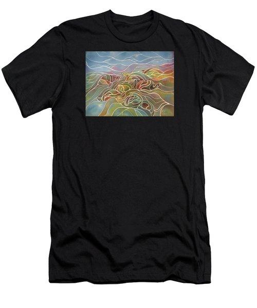 Turtles II Men's T-Shirt (Athletic Fit)