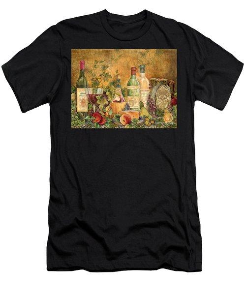 Tuscan Wine Treasures Men's T-Shirt (Athletic Fit)
