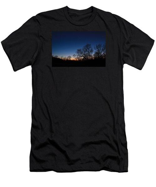 Twilight Dream Men's T-Shirt (Slim Fit) by Julie Andel