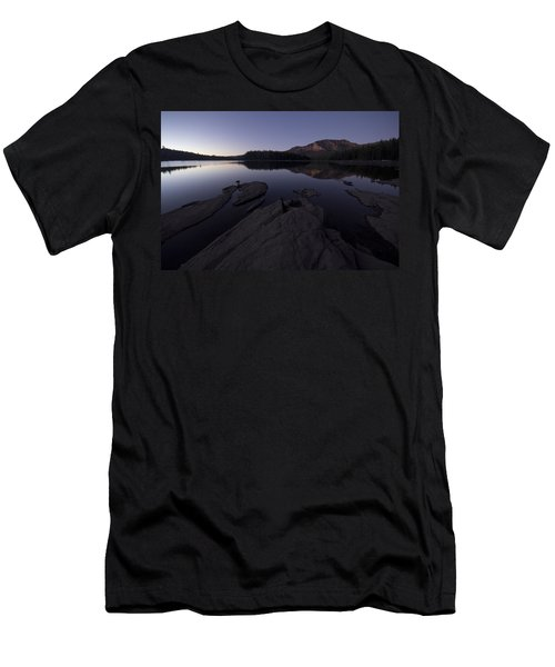 Twilight On Silver Lake Men's T-Shirt (Athletic Fit)