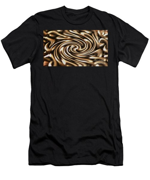 Twisted Chains Men's T-Shirt (Athletic Fit)