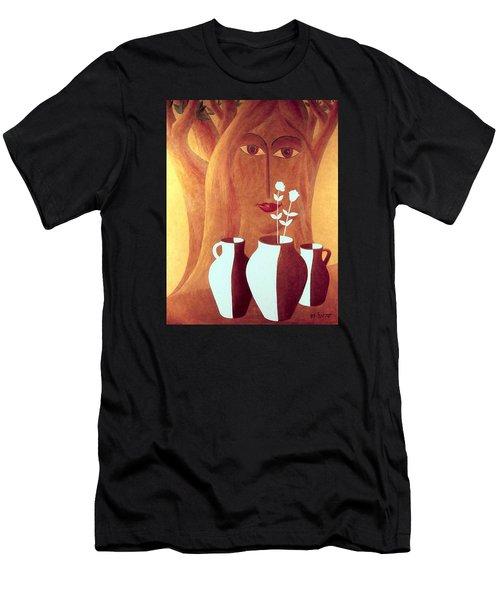 Two Lives Men's T-Shirt (Athletic Fit)