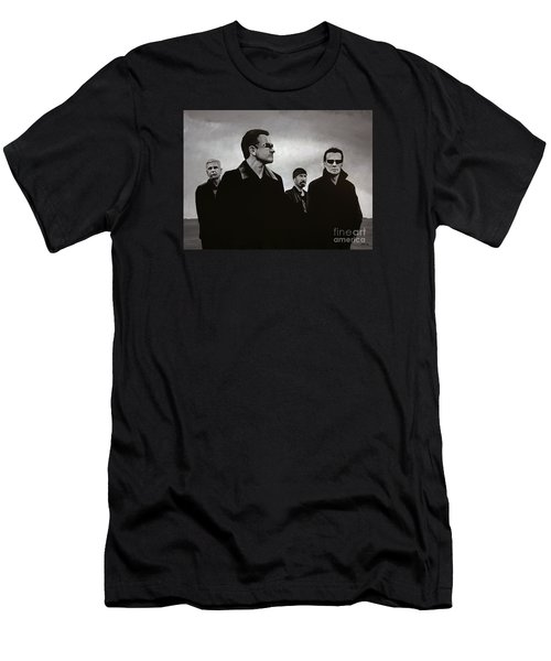 U2 Men's T-Shirt (Slim Fit)