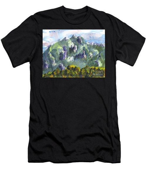 Uintah Highlands 1 Men's T-Shirt (Athletic Fit)