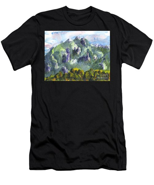 Uintah Highlands 1 Men's T-Shirt (Athletic Fit)