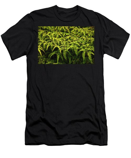 Uluhe Fern II Men's T-Shirt (Athletic Fit)