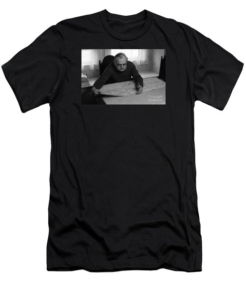 Uncle Charles Men's T-Shirt (Athletic Fit)