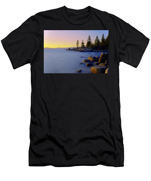 Under Clear Skies Men's T-Shirt (Athletic Fit)