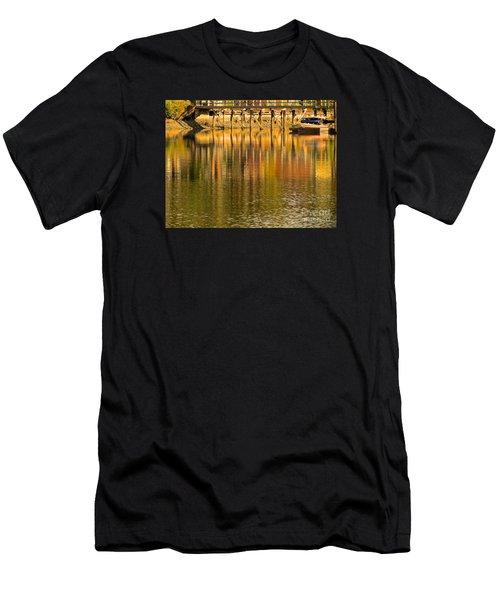 Under The Dock Men's T-Shirt (Athletic Fit)