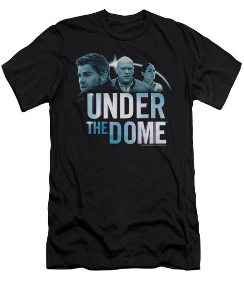 Under The Dome - Character Art Men's T-Shirt (Athletic Fit)