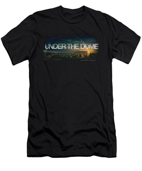 Under The Dome - Dome Key Art Men's T-Shirt (Athletic Fit)
