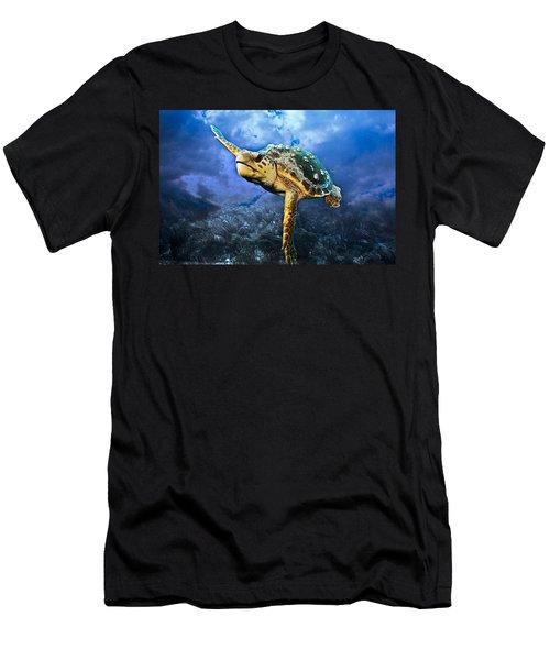 Under The Sea Men's T-Shirt (Athletic Fit)