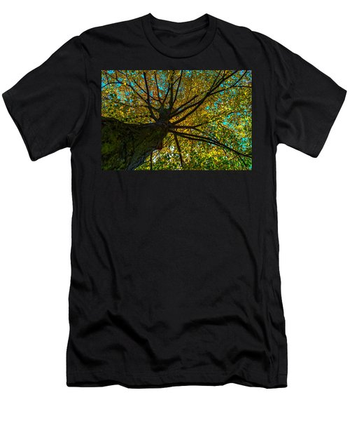Under The Tree S Skirt Men's T-Shirt (Slim Fit) by Tgchan