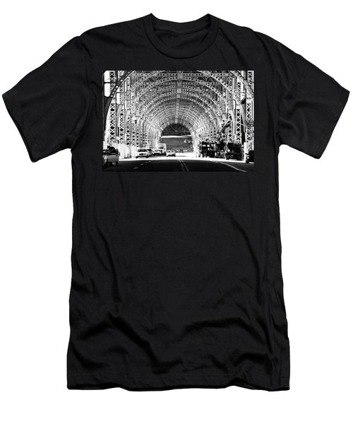 Under The West Side Highway Men's T-Shirt (Athletic Fit)