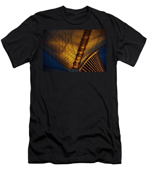 Under The Wings Men's T-Shirt (Athletic Fit)