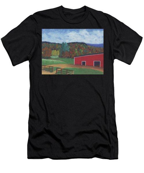 Undermountain Autumn Men's T-Shirt (Athletic Fit)