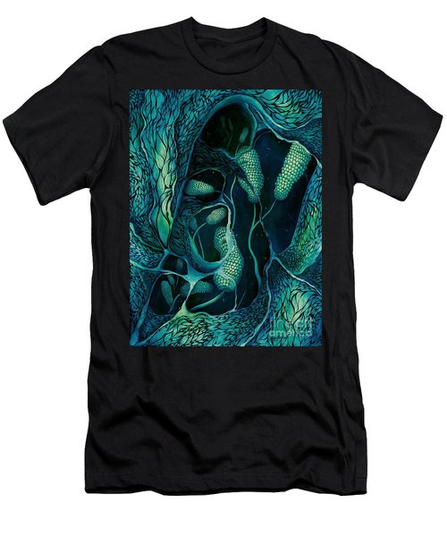Underwater Revelation Men's T-Shirt (Athletic Fit)