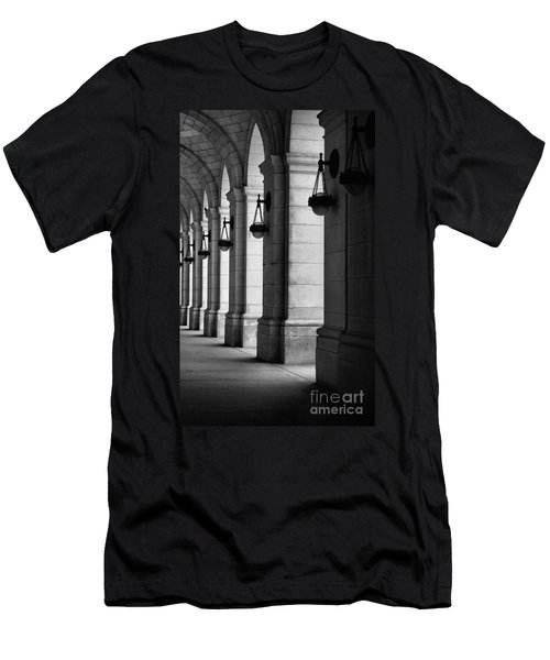 Union Station Washington Dc Men's T-Shirt (Athletic Fit)
