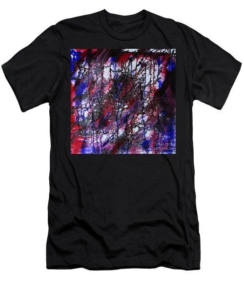 Autumn Of Duars Men's T-Shirt (Athletic Fit)