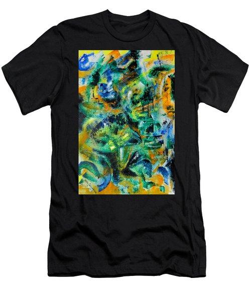 Virtual Men's T-Shirt (Athletic Fit)