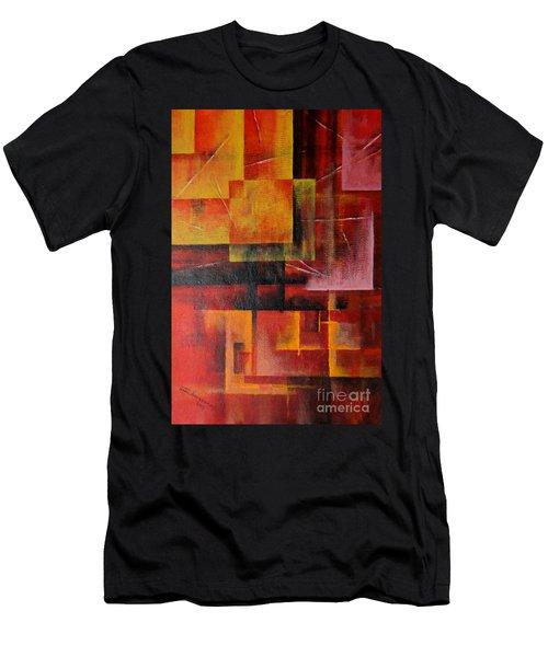 Unitled-48 Men's T-Shirt (Athletic Fit)