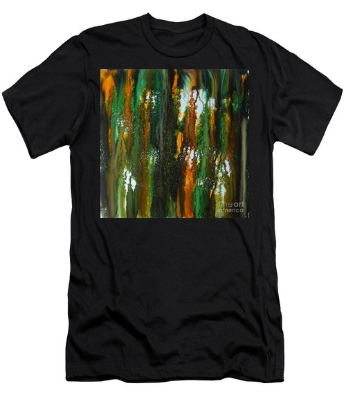 Spring Of Duars Men's T-Shirt (Athletic Fit)