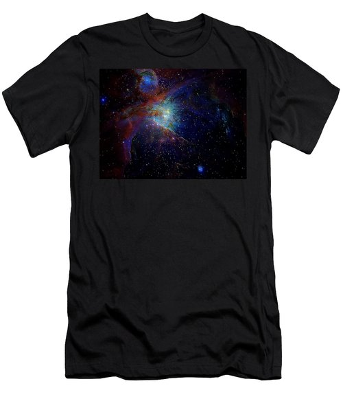 Unknown Distant Worlds Men's T-Shirt (Athletic Fit)