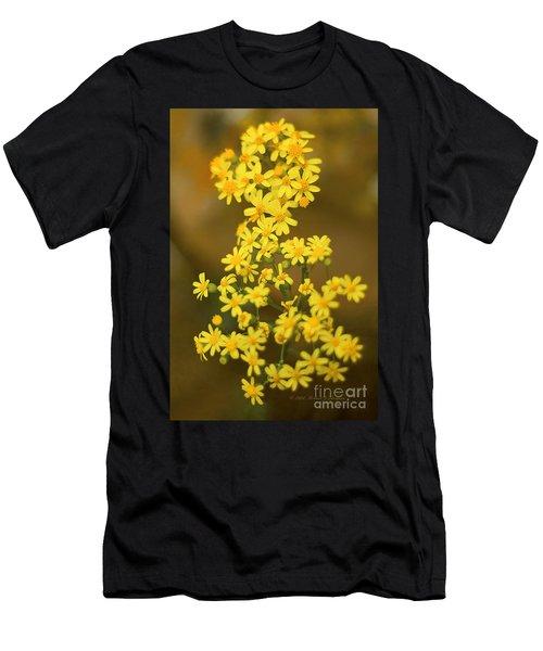 Unknown Flower Men's T-Shirt (Athletic Fit)
