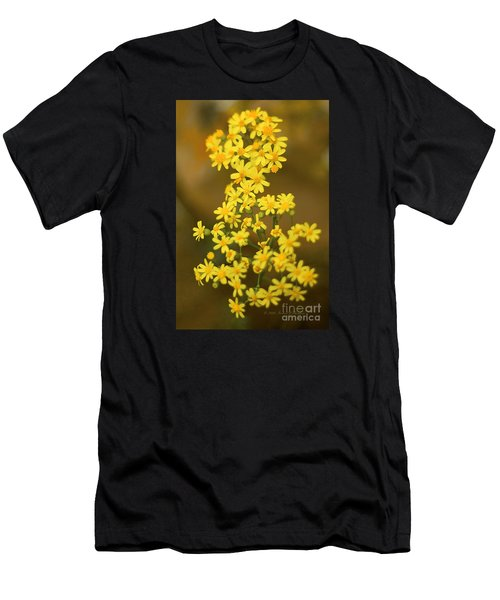 Unknown Flower Men's T-Shirt (Athletic Fit)