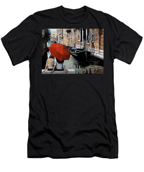 Uno Sguardo Al Canale Men's T-Shirt (Athletic Fit)