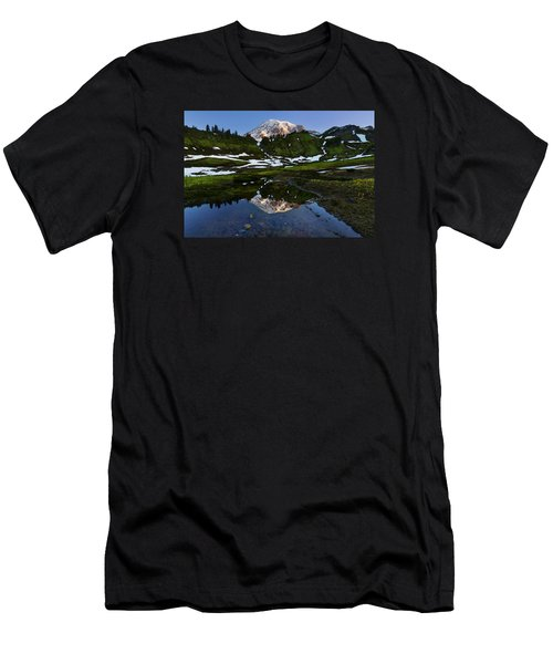 Untarnished View Men's T-Shirt (Slim Fit) by Ryan Manuel