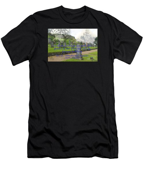 Men's T-Shirt (Athletic Fit) featuring the photograph Until We Make Peace by Beauty For God