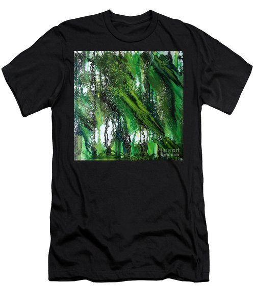 Forest Of Duars Men's T-Shirt (Athletic Fit)