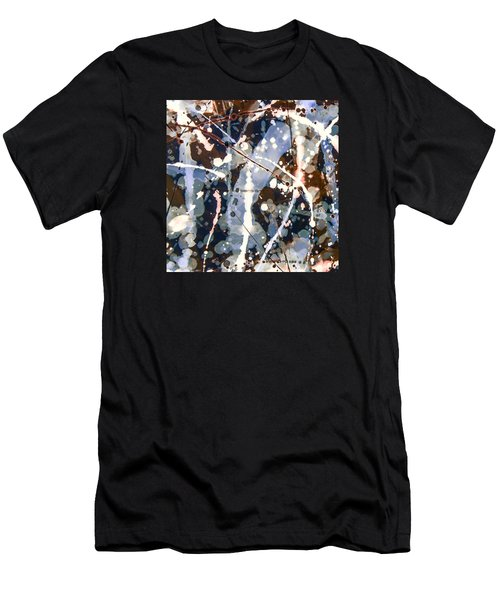 Smoke And Mirrors Men's T-Shirt (Athletic Fit)