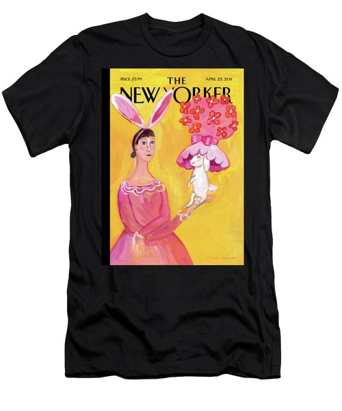 New Yorker April 25th, 2011 Men's T-Shirt (Athletic Fit)