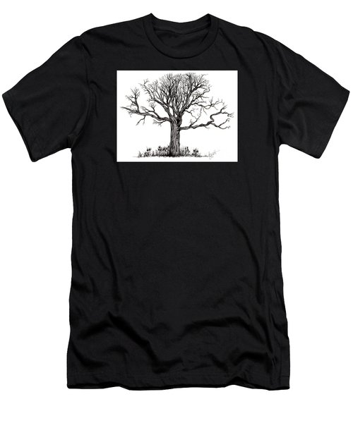 Uprooted Men's T-Shirt (Athletic Fit)