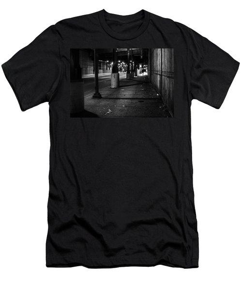 Urban Underground Men's T-Shirt (Athletic Fit)