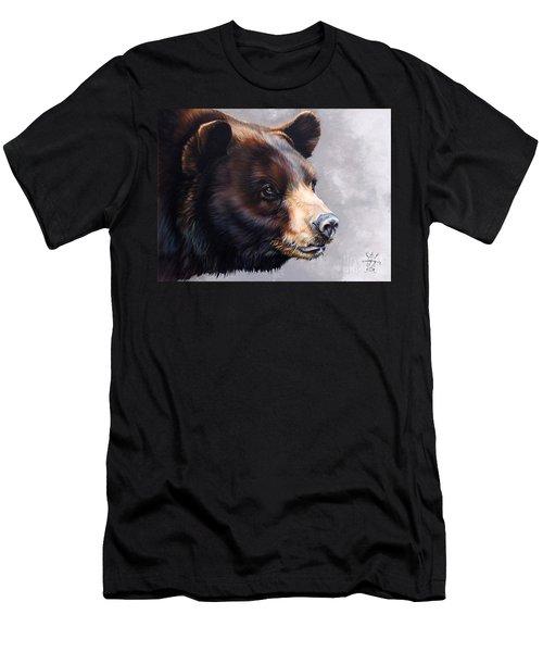 Ursa Major Men's T-Shirt (Slim Fit) by J W Baker