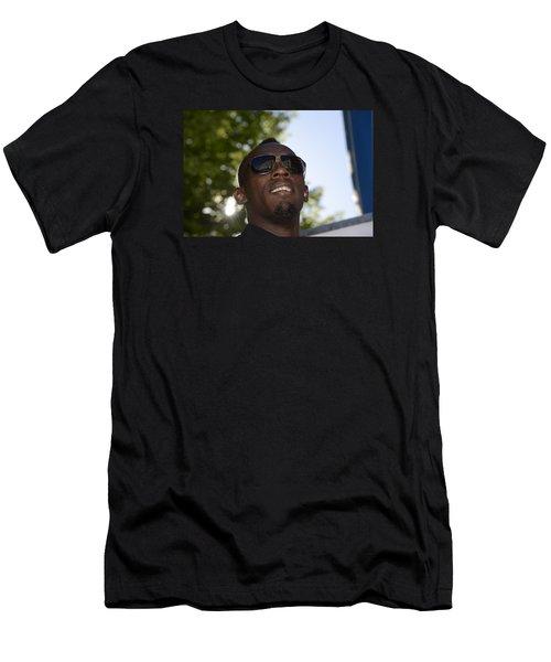Usain Bolt - The Legend 1 Men's T-Shirt (Athletic Fit)
