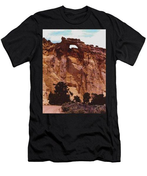 Utah Arch Men's T-Shirt (Athletic Fit)