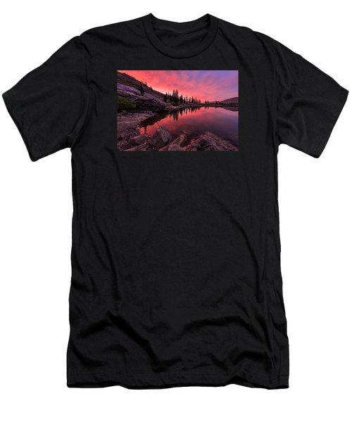 Utah's Cecret Men's T-Shirt (Slim Fit) by Chad Dutson
