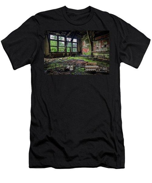 Vacant Men's T-Shirt (Athletic Fit)