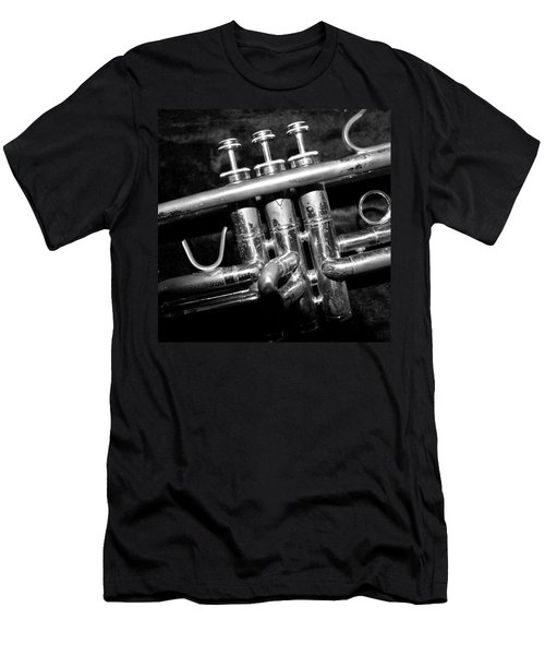 Valves Men's T-Shirt (Slim Fit) by Photographic Arts And Design Studio