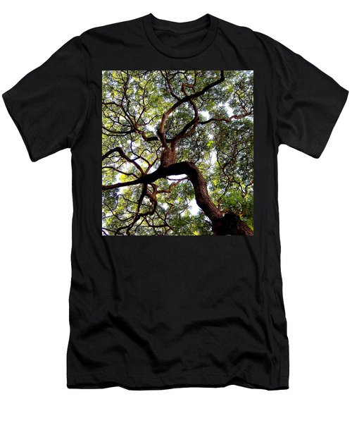 Veins Of Life Men's T-Shirt (Athletic Fit)