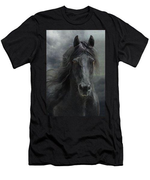 Veni Vidi Vici  Men's T-Shirt (Athletic Fit)